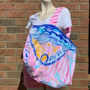 🆕 Lilly Pulitzer 💕 Destination tote 🌴 Avalon